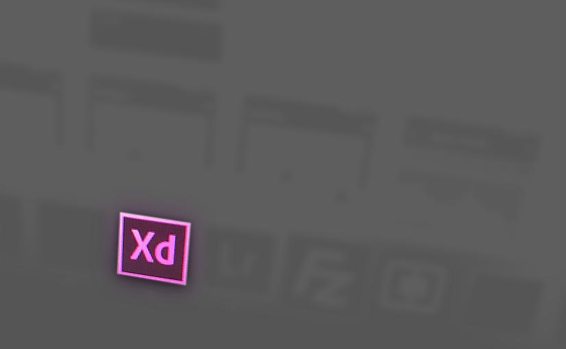 Adobe Xd 完成视觉与评估交互